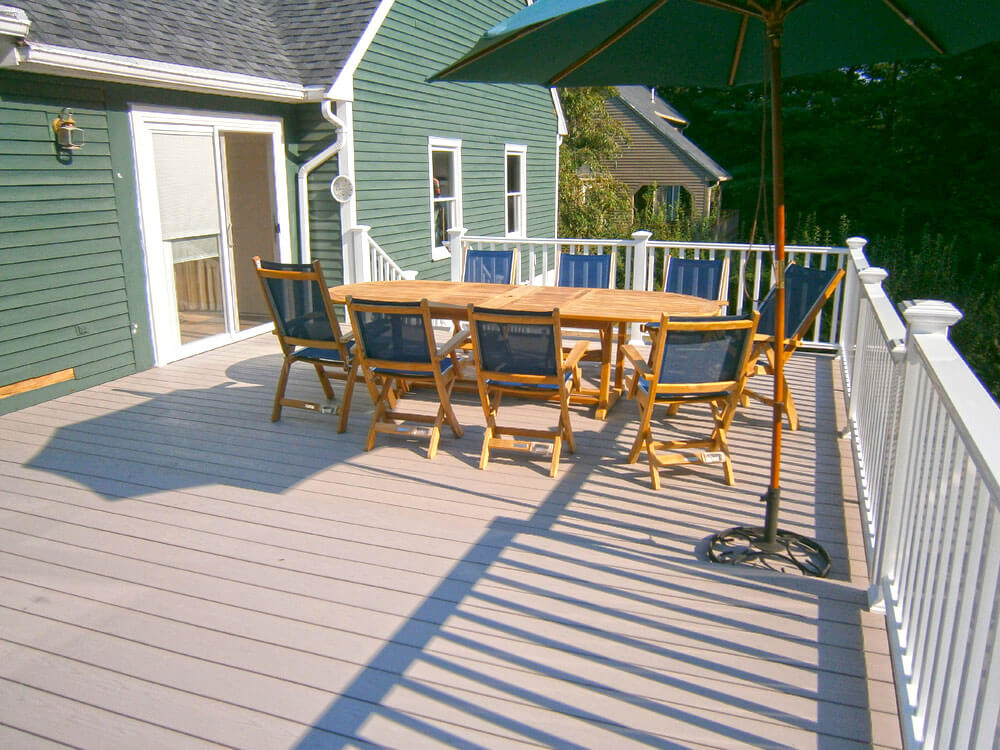 Deck by BayCraft Construction & Design