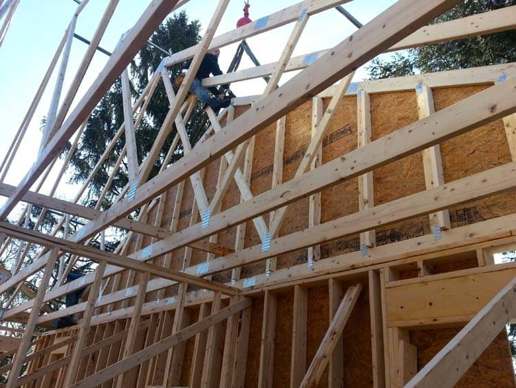 Framing by BayCraft Construction