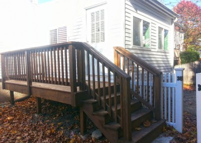 Screened-In Porch by BayCraft Construction & Design