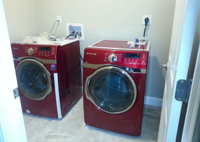 Laundry Room by BayCraft Construction & Design
